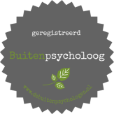 Badge De Buitenpsychologen