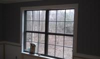 dining room ideas | Window molding accents | Sophia Rae ...