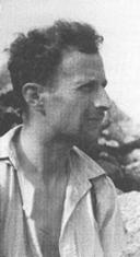 Scottish Mountaineer William Hutchinson Murray, OBE (1913-1996) [Photo from Mountain Heritage Trust]