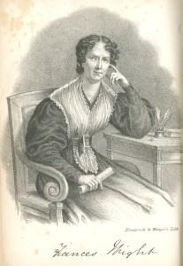 """Frances """"Fanny"""" Wright (1795-1852)."""