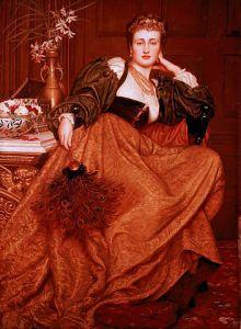 Leonora of Mantua, c. 1873, by Valentine Cameron Prinsep.