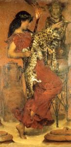 Autumn Vintage Festival, 1877, by Sir Lawrence Alma Tadema