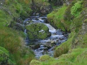 Glengesh Pass Stream, Ireland. Image courtesy of Public Domain Images.