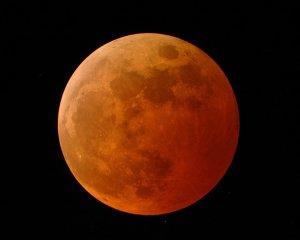 Full Moon Eclipse, February 12, 2007. Image courtesy of NASA (Murray).