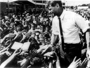 Robert F. Kennedy (1925 - 1968). Wikipedia.