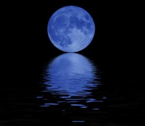 Water-on-Moon