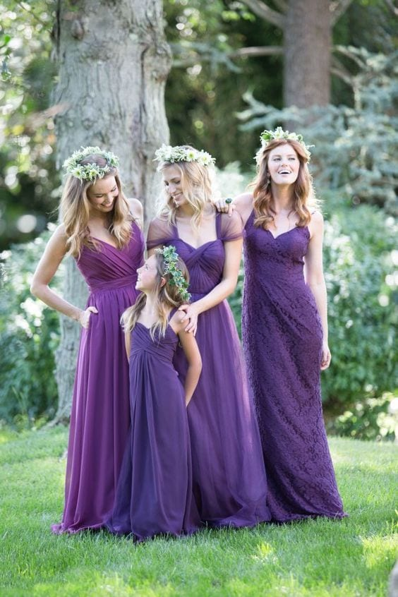 Bride | Dressing Your Bridal Party