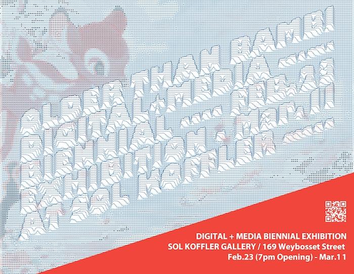 Digital Media RISD Biennial