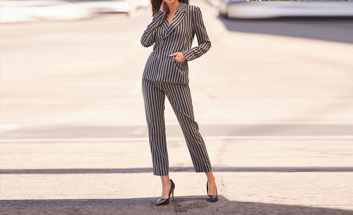 Pantsuits Are A Thing