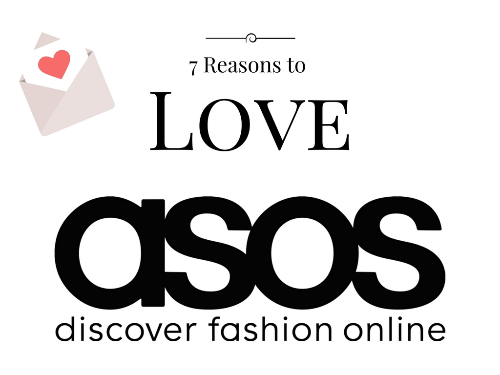 7 reasons to love ASOS