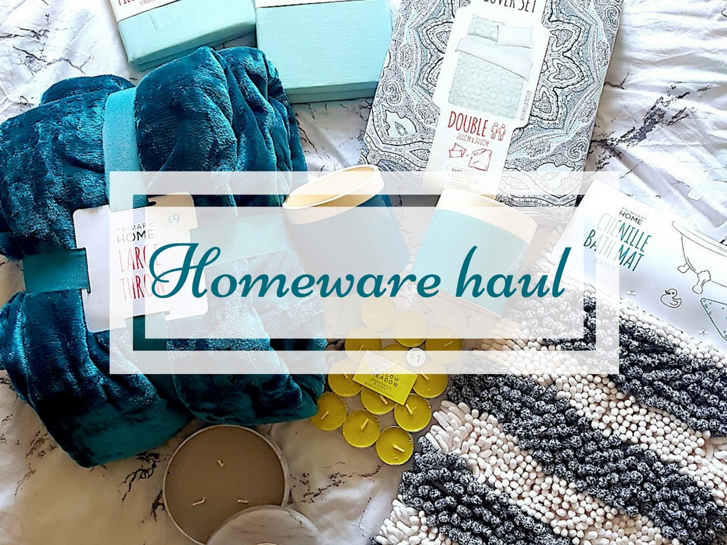 Primark and Tiger homeware haul!