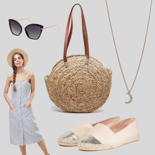 summer outfit relaxed casual