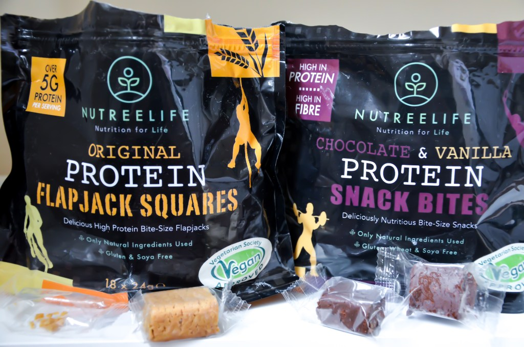 Nutreelife - gluten free vegan protein review