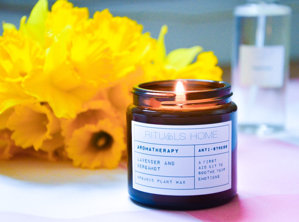 Aromatherapy Candle - Rituals Home