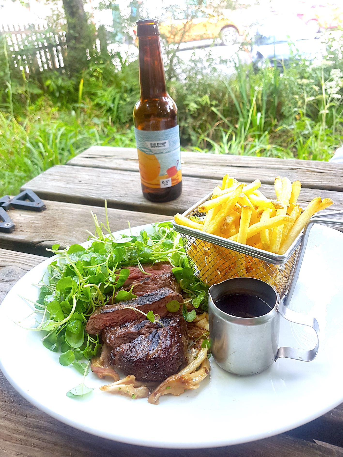 Good food has become an increasingly important part of modern pub culture, especially as alcohol prices rise and something else needs to be drawing customers through the door.