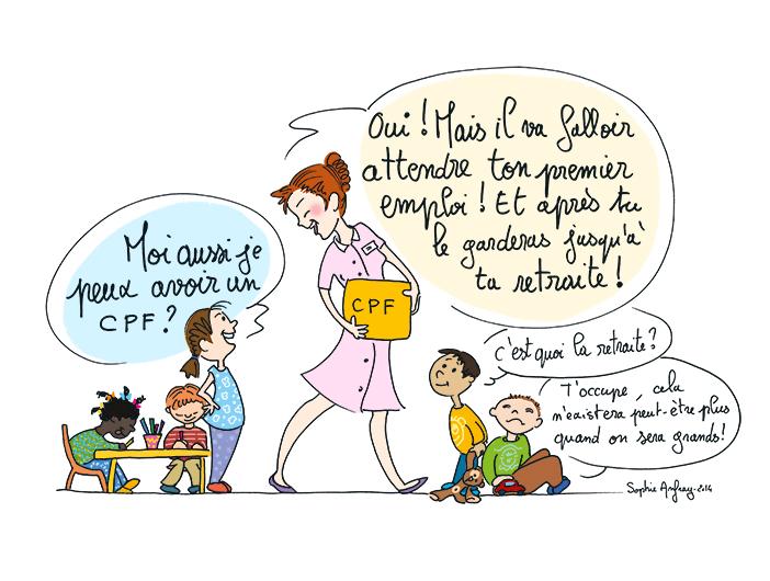Lettres Dinformation De La Commission Paritaire Nationale