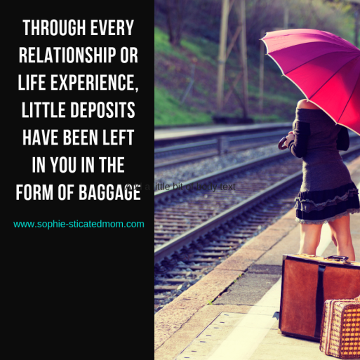 Start letting go of baggage and stop letting it effect you. These 5 steps plan that will teach you exactly how to get rid of your emotional baggage