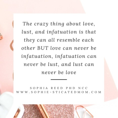 infatuation signs