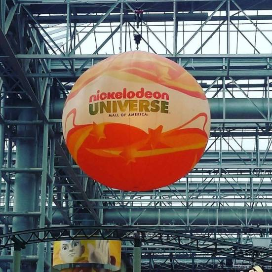 Affordable Family Vacations. Mall Of America, Nick Universe, and More