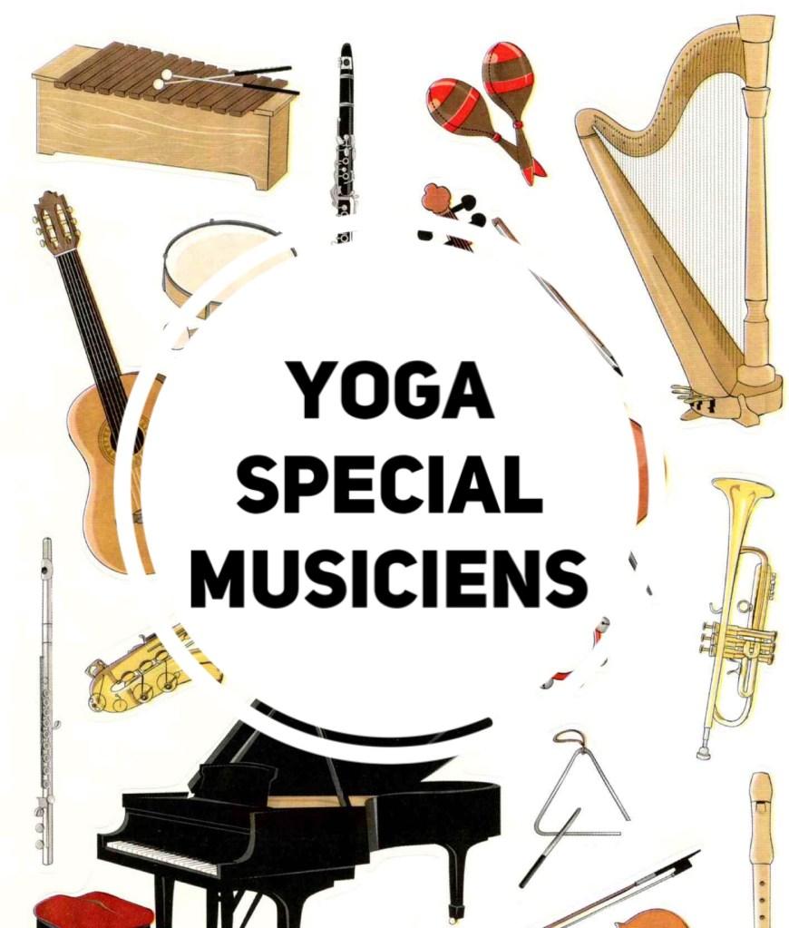 cours de yoga spécial musiciens