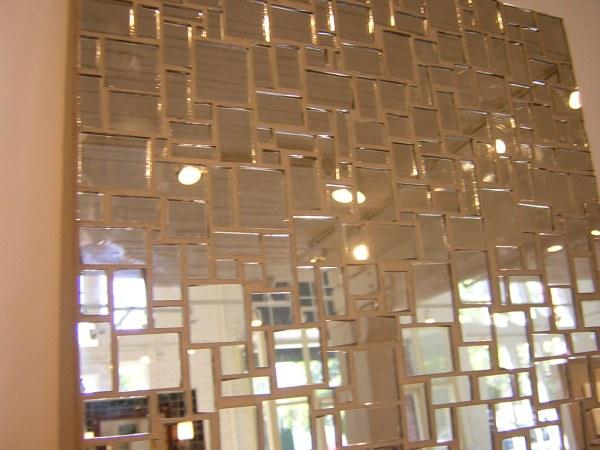 Glass Mirror Mosaic Wall Tile