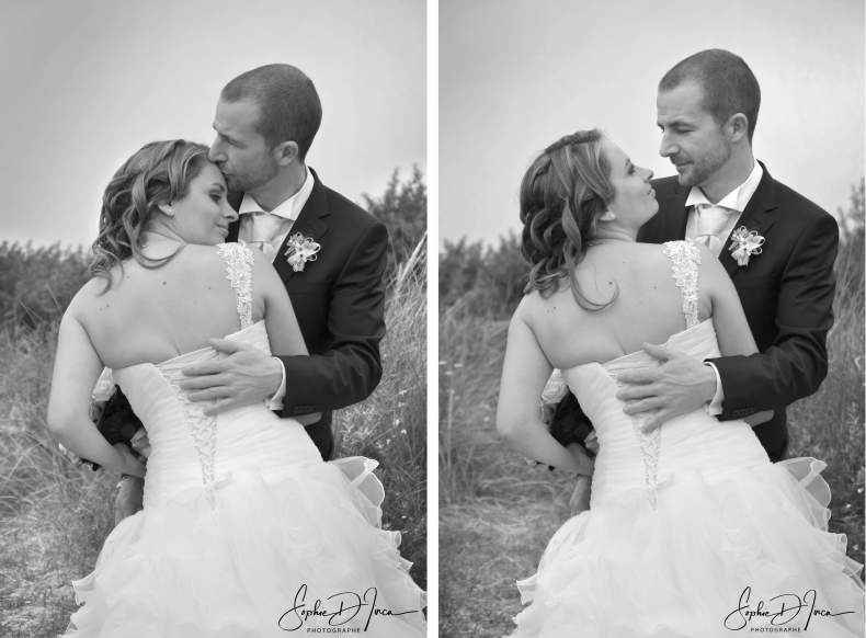 Couple Mariage Dunkerque Sophie D'inca Photographe Morbihan Bretagne 56