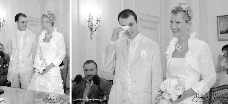 Mariage à Saint-Malo - Photographie - Sophie d'Inca - Couple - Union -Plage - Mer - Bord de Mer - Morbihan sud - Côtes d'Armor - Finistère - Ille et Vilaine - vendée