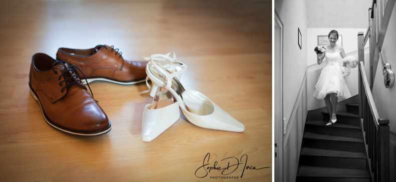 préparatifs mariage Morbihan Sophie D'inca Photographe Malestroit 56