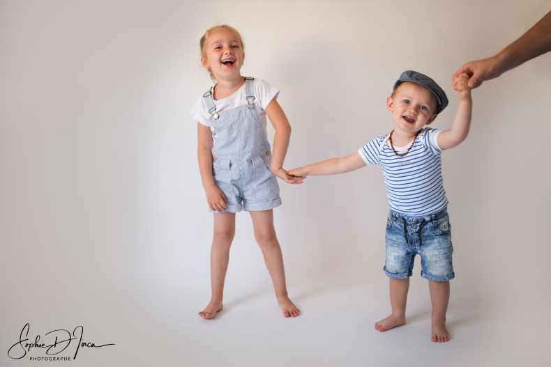 Séance Famille et Enfants Sophie D'Inca Photographe