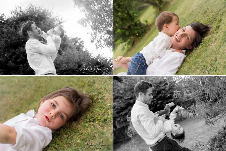 séance photo famille Sophie D'inca Photographe Malestroit Morbihan 56