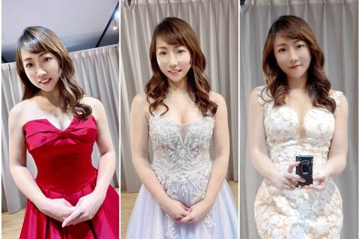 台中婚紗禮服推薦》那一刻北歐婚紗 典雅精緻高品質 擁有獨一無二的專屬婚紗 推薦必收藏
