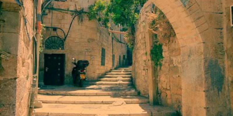 ﹝2014以約遊記﹞Israel。我眼中的耶路撒冷(Jerusalem)