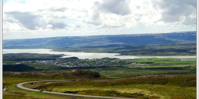 〔Iceland〕冰山。歸程