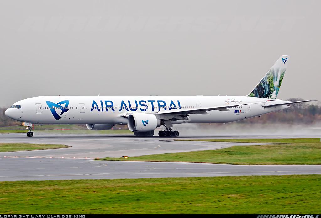 Air Austral modernise son image et met en avant la Runion