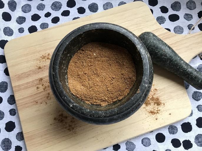 Glutenvrije shoarmakruiden zelf maken