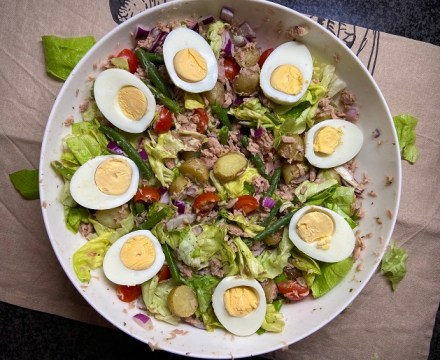 Salade Niçoise, een Franse klassieker