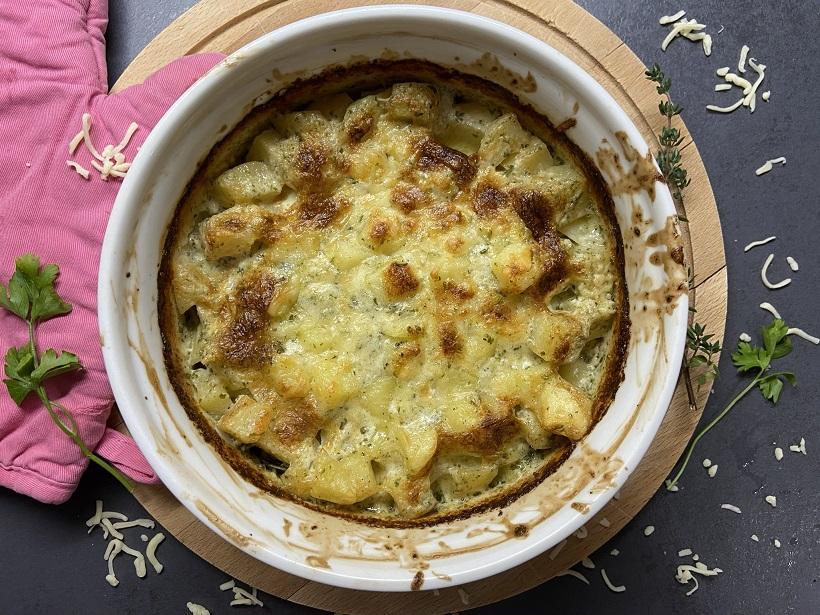 Aardappelgratin, een heerlijk bijgerecht