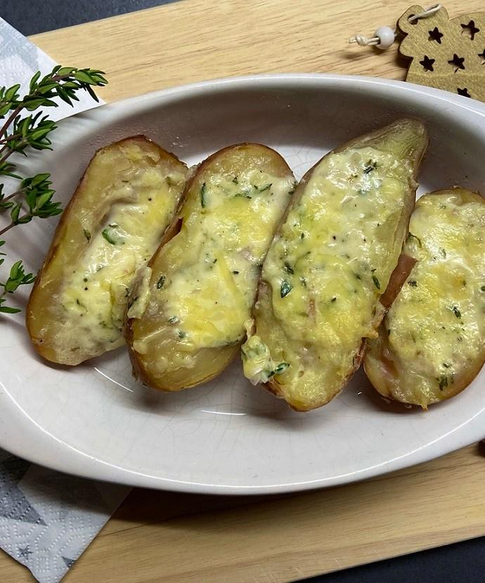 Roseval aardappels met mascarpone