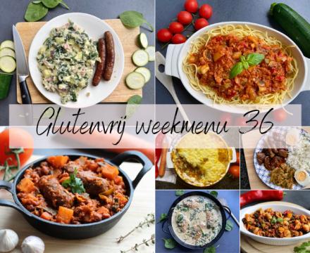 Glutenvrij weekmenu 2021-36