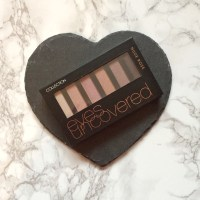 Collection Eyes Uncovered Nude Rose Palette
