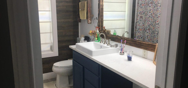 Rustic Chic Bathroom Remodel Sophie Mae James