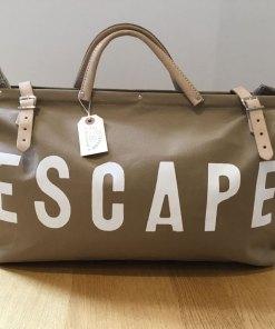 Escape Overnight Bag - Natural