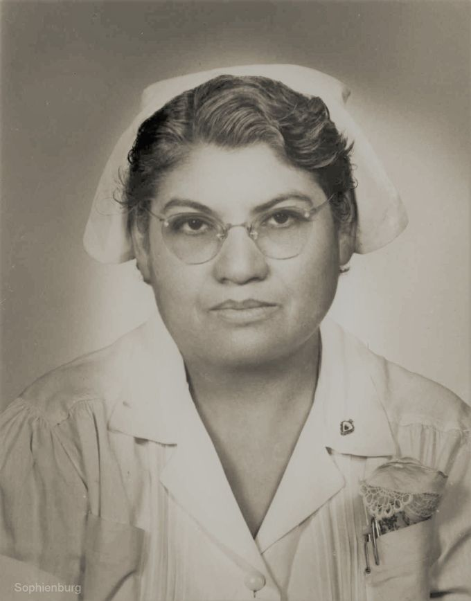Lina Delgado, nurse and certified midwife, delivered more than 1,600 babies in more than 40 years of service.