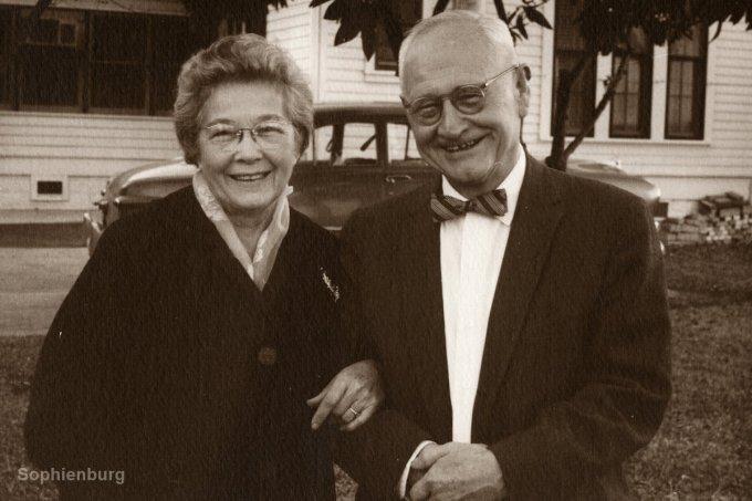 Photo: Johanna and Otto Seidel.