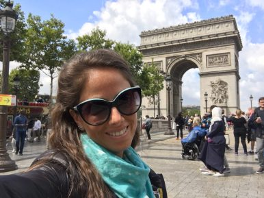 Parigi, Arco di Trionfo
