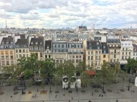 Parigi, dall'alto