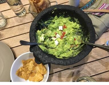 CDMX. Prelibatezze: guacamole