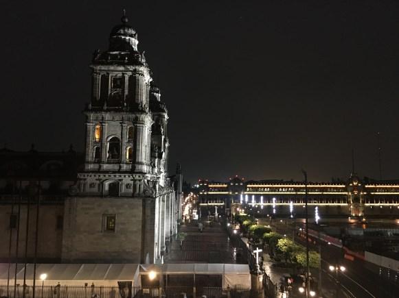 CDMX. Cattedrale metropolitana