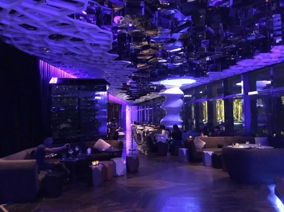 HK, Ozone Bar