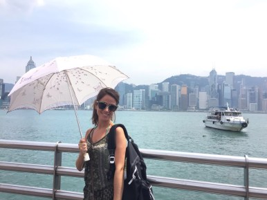 HK, Victoria Harbour